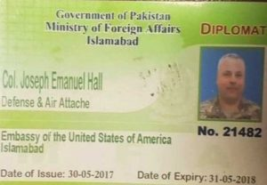 american diplomate jozaf