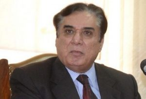 chairman nab javed iqbal