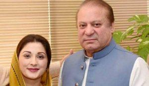 nawaz sharif & maryam-sharif