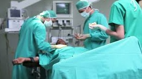 doctor in operation theater